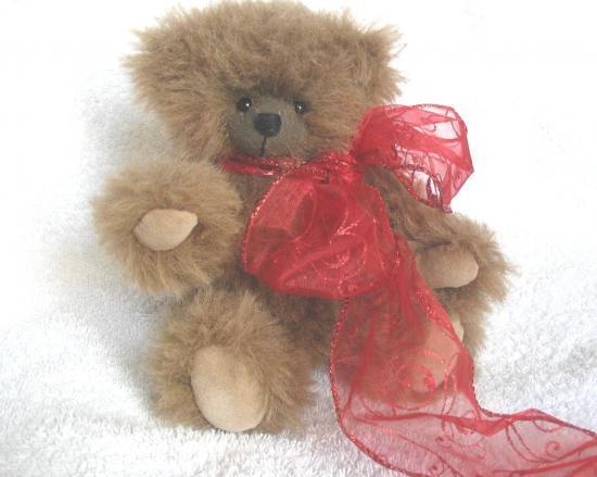 mon ours de Noël 2008